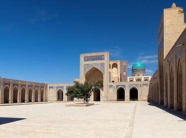 Большое путешествие по Узбекистану