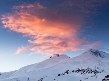 Восхождение на Эльбрус с юга (без рюкзаков и палаток)