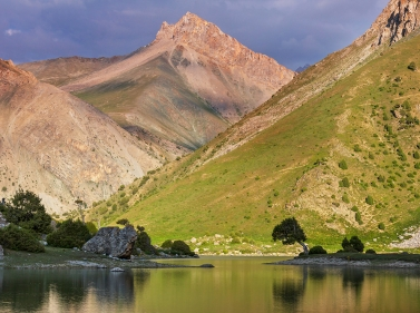 Этнотур по Таджикистану: заповедники, горы и традиции