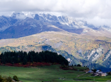 Грузия: большой тур от снежных гор к морю