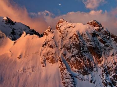 Звёзды Безенги – высочайшие вершины Кавказа