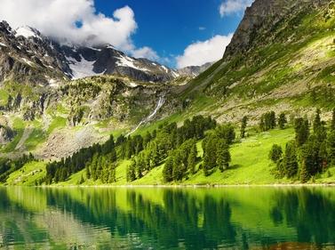 Мультинские озёра + долина озера Акчан