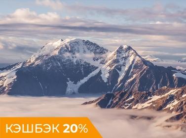 Зимняя сказка в Приэльбрусье