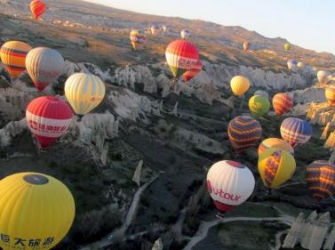 Путешествие по Каппадокии + 3 дня в Стамбуле