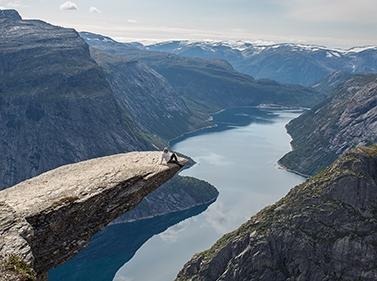 Лучшее в Норвегии за 10 дней (без палаток)