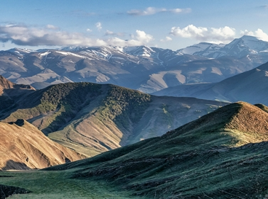 Завораживающий Дагестан