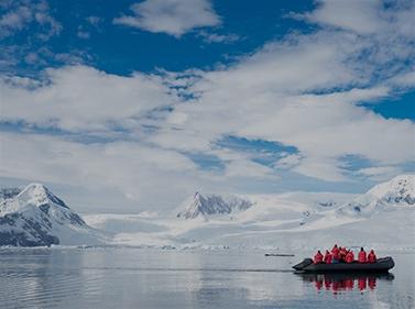 Северный полюс: круиз на атомном ледоколе