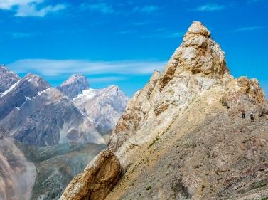 Классика альпинизма в Фанских горах