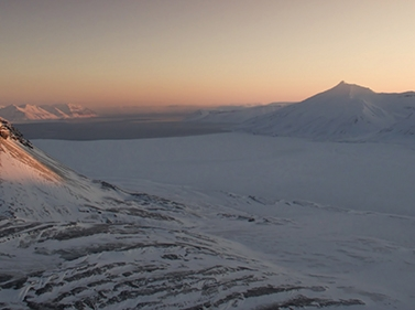 Шпицберген: по следам поморов (на снегоходах)