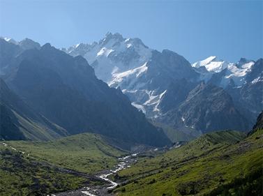 Лайт-тур «Безенги – высочайшие вершины Кавказа»