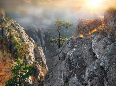 Путешествие по пещерным городам