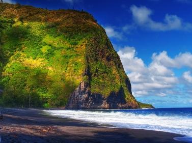 Гавайи: пляжи, тропики и вулканы