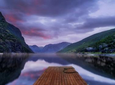 Фьорды и ледники Норвегии (лайт)
