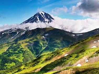 Экспедиция по вулканам Камчатки