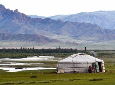 Осенняя Монголия и фестиваль «Беркутчи»