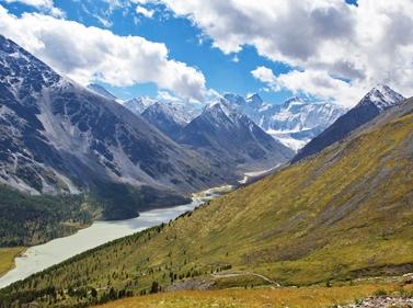 ЭКОтур «Чистые горы Алтая»
