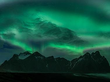 Зимняя Исландия. В погоне за северным сиянием