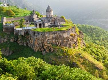Всё лучшее в Армении за 11 дней