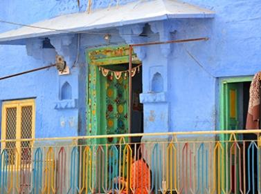 Путешествие в красочный Раджастан