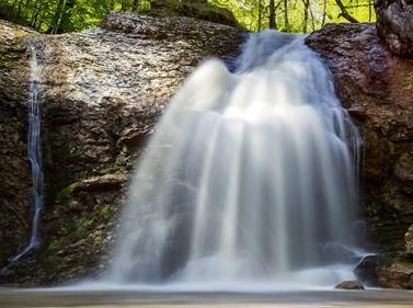 Тайными тропами к водопадам Руфабго